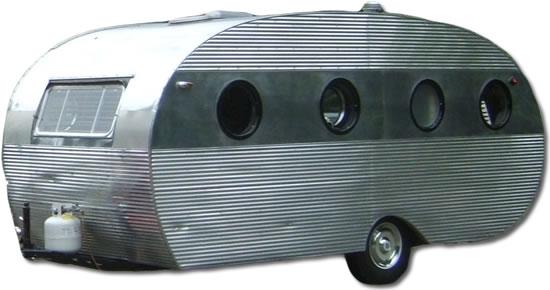 Vintage Airfloat trailer