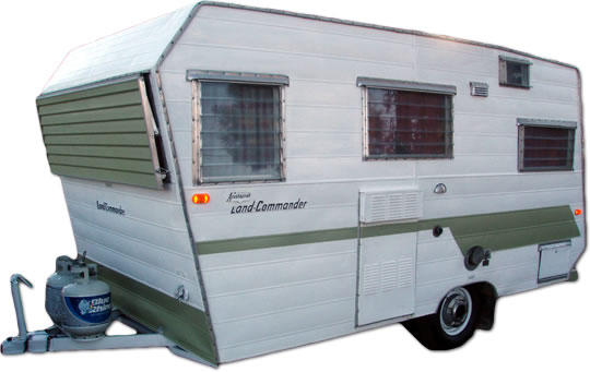 Vintage Aristocrat Trailers - My Vintage Travel Trailer on